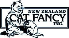 NZCF Kedi Federasyonu Logo The New Zealand Cat Fancy