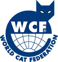 WCF Kedi Federasyonu Logo World Cat Federation